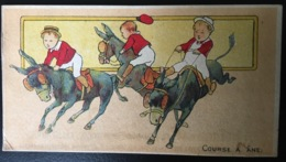 Droulers Chicorée Magicienne Fresnes Nord Chromo Sport Course âne  Illustrateur - Chromos