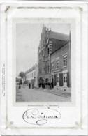 1 Ansichtkaart 1902 - Meersen - Gemeentehuis - Maastricht