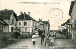 MONTREUX CHATEAU La Route D' Alsace    882 - Autres Communes
