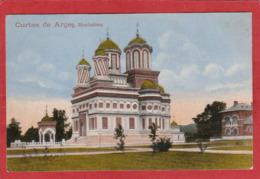 CPA: Roumanie - Curtea De Arges - Monastirea - Roumanie