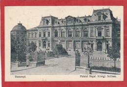 CPA: Roumanie - Bucuresti - Palatul Regal - Roumanie