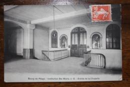 Bourg De Péage - Institution Ste Marie Entrée De La Chapelle - Autres Communes