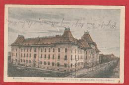 CPA: Roumanie - Bucuresti - Ministerul Lucrarilor Publice - Roumanie