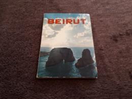 Old Travel  Guide - Lebanon, Liban, Beirut - Altri