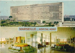 Marseille   Hopital Nord - Quartiers Nord, Le Merlan, Saint Antoine