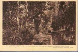 79 NIORT Le Marais Poitevin, La Route D'eau Des Epineaux à La Garette De Sansais - Niort
