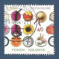 Deutschland / Germany  2004  Mi.Nr. 2397 , EUROPA CEPT - Ferien - Gestempelt / Fine Used / (o) - 2004