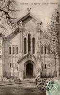 SAINTES LE TEMPLE COURS REVERSEAUX - Saintes