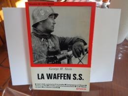 LA WAFFEN SS   George Stein  Stock 1967 - Storia