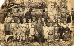 Holidays & Celebrations > 1914 - Old Postcard Serbia - Children's School Start Of Prilep ,Macedonia - Primero Día De Escuela