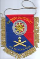 FANION 8° RA REGIMENT D' ARTILLERIE REGIMENT D' AUSTERLITZ - Drapeaux