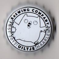(MICRO) UILTJE Beer Crown Cap / Kroonkurk /capsule Bière  From NETHERLANDS - Beer
