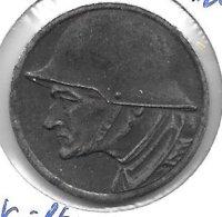 Notgeld Duren 10 Pfennig 1918  No SD Fe 3269.9 /F 105.8a  Vertiefte Linie - [ 2] 1871-1918 : German Empire