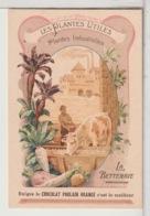 CHROMOS  - CHOCOLAT POULAIN ORANGE - Poulain