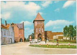 Prabuty: ZSD NYSA 501 - Gotycka Brama Kwidzynska - (Poland) - Toerisme
