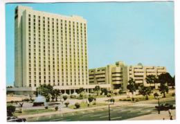 CP1128 Peru Lima Sheraton Hotel Nice Stamp Air Force Academy - Peru
