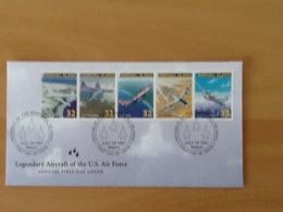 Marshall Islands Legendary Aircraft Of The U.S. Air Force. - Marshallinseln