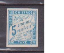 EMISSIONS  GENERALES           N°  YVERT  :    TAXE   18    NEUF AVEC  CHARNIERES      ( 1400 ) - Portomarken