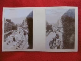 LE TREPORT PROCESSION PHOTO 11 X 8 CIRCA 1890 - Places