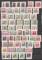 LOT HONGRIE  NEUFS  MERITE INTERET - Briefmarken