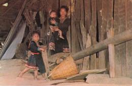 Tailandia Chiengmai North  Thailand - Hill Tribe Meo. - Asia