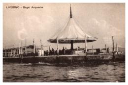 Italie - Livorno - Bagni Acquaviva - Italia