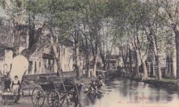 [09] Ariège > Pamiers Lavandières Bords Du Canal - Pamiers
