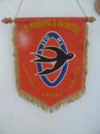 FANION 170° RI REGIMENT D' INFANTERIE EPINAL - Drapeaux