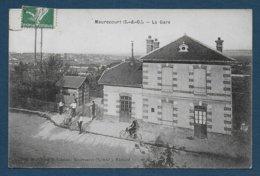 MAURECOURT - La Gare - Maurecourt