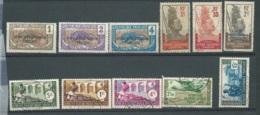 A.E.F.   - Lot De 11 Timbres Oblitérés  BON ETAT GENERAL  - Bce22402 - Used Stamps