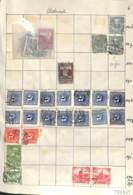 NB - [700407]B/TB//O/Used-ALLEMAGNE - Petit Lot De Timbres Oblitéré, Nuances - Collections