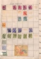 NB - [700408]B/TB//O/Used-ALLEMAGNE - Petit Lot De Timbres Oblitéré Pour Chercheur, Certains Avec Nuances - Collections