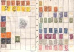 NB - [700411]B/TB//O/Used-ALLEMAGNE - Petit Lot De Timbres Obl Et Nuances - Collections