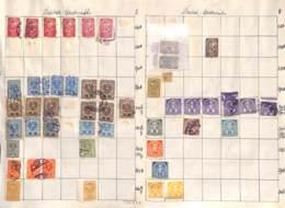 NB - [700413]B/TB//O/Used-ALLEMAGNE - Petit Lot De Timbres Obl Et Nuances - Collections