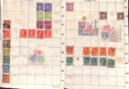 NB - [700415]B/TB//O/Used-ALLEMAGNE - Petit Lot De Timbres Obl Et Quelques Nuances - Collections