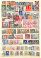 NB - [700480]B/TB//O/Used-Belgique - Tb Lot Pour Chercheur - Collections