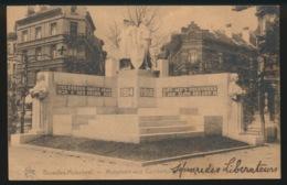 MOLENBEEK  MONUMENT AUX COMBATTANTS - Molenbeek-St-Jean - St-Jans-Molenbeek