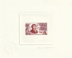 Monaco Epreuve D Artiste   N° 1740 Bicentenaire De La Naissance De Champollion - Monaco
