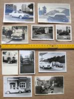 """10 Photos / Foto's """"Oldtimers"""" Auto - Verzamelingen"""