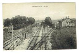 54 MEURTHE ET MOSELLE BARISEY LA COTE La Gare - France