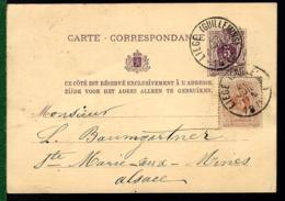 BELGIQUE - ENTIER POSTAL - GANZSACHE - POSTALE STATIONERY - LIÈGE - - Autres