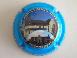 Capsule Champagne Boonen-Meunier, N° 18, Eglise St-Jean De Tervuren - Champagne