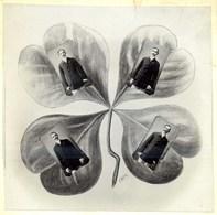 1904. Érdekes Fotó, Kartonra Kasírozva  18*18cm - Other