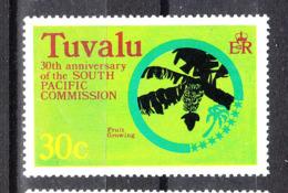 Tuvalu  - 1977. Frutticoltura. Fruit Growning. MNH - Agricoltura