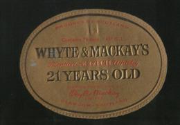 Whyte & Mackay`s Blended Scotch Whisky (Scotland) - Whisky