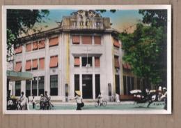 CPSM VIETNAM - INDOCHINE - NORD VIETNAM HANOI - Banque Franco-Chinoise TB PLAN  Etablissement TB ANIMATION - Viêt-Nam