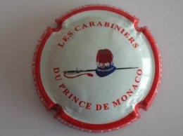 Capsule Champagne Borel-Lucas, N° 8, Les Carabiniers Du Prince De Monaco - Champagne