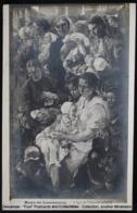 LEON FREDERIC L'âge De L'ouvrier, Femme Donnant Le Sein Enfant - The Age Of The Worker - Woman Giving Breast To Child - Malerei & Gemälde