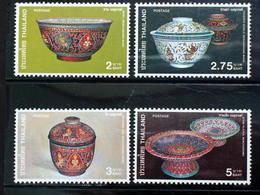 Thailand Stamp 1980 Bencharong - Thailand