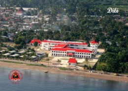 East Timor Dili Overview New Postcard Osttimor AK - East Timor